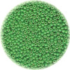 15/o *Vintage* Czech SEED Beads - Opaque Green
