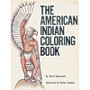The American Indian Coloring Book