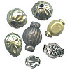 9mm to 19mm Hand Cast Brass Bead Assortment