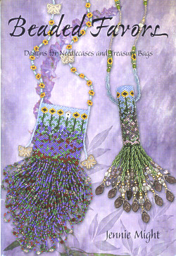 Beaded Favors: Designs for Needlecases and Treasure Bags ~ Jennie Might