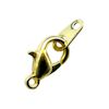 11mm Goldtone Lobster Claw CLASP