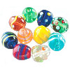 12mm to 13mm Lampwork *Easter Egg* OVAL Bead Assortment