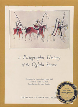 A Pictographic History of the Oglala Sioux