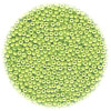 18/o *Vintage* Italian SEED Beads - Opaque Chartreuse